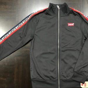 Levi's Jackets & Coats - LEVI'S Boys Front Zip Track Jacket Size 8-10/ S